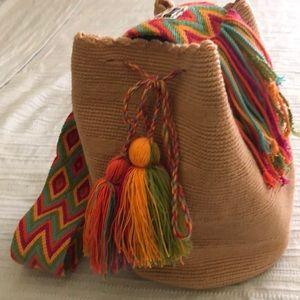 Wayuu Colombian bag